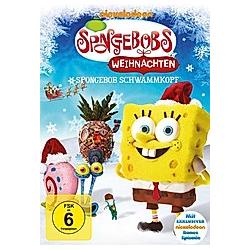 SpongeBob Schwammkopf - SpongeBobs Weihnachten - DVD  Filme