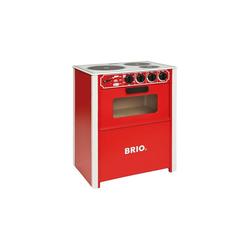 BRIO® Spielküche Holz Herd