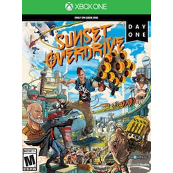 Sunset Overdrive + Day One Xbox Live Key GLOBAL