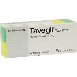 TAVEGIL Tabletten 50 St