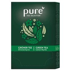 pure GRÜNER TEE Zitronenmyrte Tee 25 Portionen