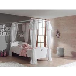 Vipack Bettvorhang Amori für Himmelbett 90x200