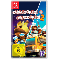 Overcooked! + Overcooked! 2 Nintendo Switch