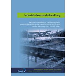 Industrieabwasserbehandlung als Buch von