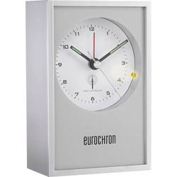 Eurochron EFW 7001 Funk Wecker Silber