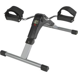maxVitalis Bewegungstrainer Arm- und Beintrainer faltbar Pedaltrainer mit LCD-Display Mini-Heimtrainer aktiv
