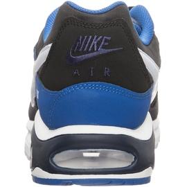 Nike Men's Air Max Command black-blue/ white, 46