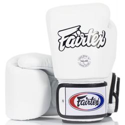 FAIRTEX BGV1 Boxhandschuhe weiß (Größe: 14 Oz)