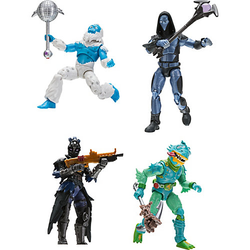FORTNITE - Squad Modus 4-er Figuren Set Serie 2