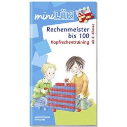 LÜK miniRechenmeister bis 100 238