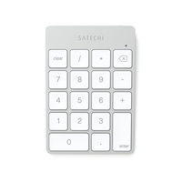 Satechi Slim Wireless Keypad silber (ST-SALKPS)