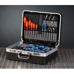 Werkzeugkoffer Basic - Robuster, schlagfester ABS Schalenkoffer