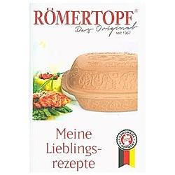 Römertopf  Meine Lieblingsrezepte - Buch