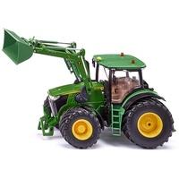 SIKU Traktor John Deere 7310R RTR mit Frontlader und Bluetooth 6792