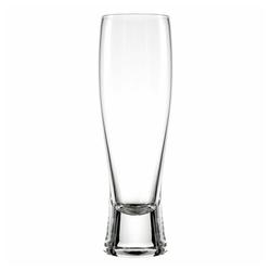 Eisch Bierglas Weizenbierglas 500 ml, Kristallglas beige