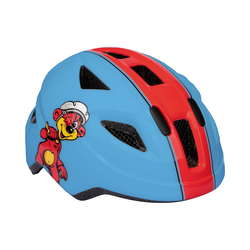 Puky Kinderfahrradhelm Fahrradhelm PH 8, blau / rot