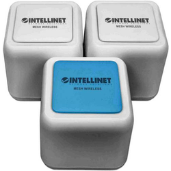 Intellinet Kit Mesh-Netzwerk 1 GBit/s 2.4GHz, 5GHz