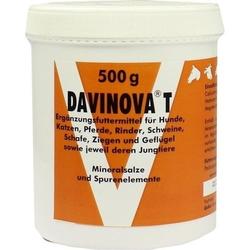 DAVINOVA T Pulver vet. 500 g