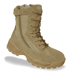 Mil-Tec Tactical Stiefel Two-Zip sand, Größe 45/US 12