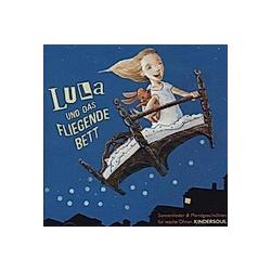 Lula und das fliegende Bett, Audio-CD