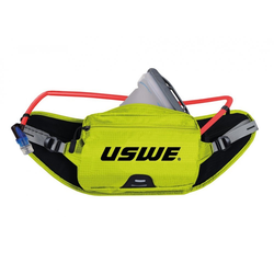 USWE Fahrradkorb Trinkgürtel USWE Prime Zulo 2 gelb