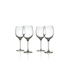 Alessi Weißweinglas Weißweinglas Mami XL 4er Set