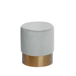 Hocker Nano 110 Weiß / Mintgrün