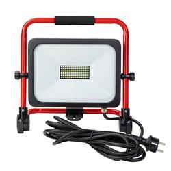 LED-Strahler Slim 50W Tragegestell LED Arbeitsleuchte Baustellenlampe Strahler