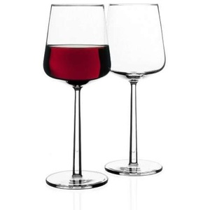 Glasserie Essence, Rotwein-Glas, 2er-Set