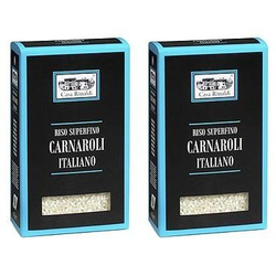Riso Italiano Carnaroli Superfino - 2x 1000 g