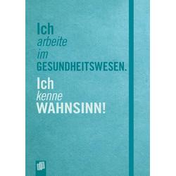 Das Notizbuch für die Alten- und Krankenpflege