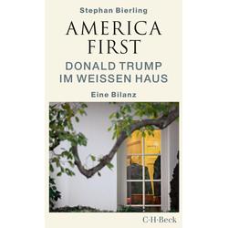 America First als Buch von Stephan Bierling