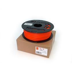 Peach PLA Filament für 3D Drucker, orange, 3.0mm, 1kg