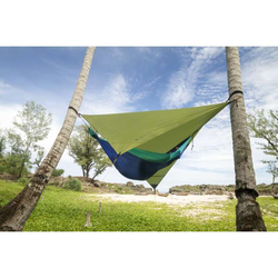Ticket to the Moon Hammock Tarp - green