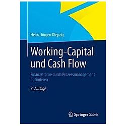 Working-Capital und Cash Flow. Heinz-Jürgen Klepzig  - Buch