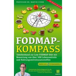 FODMAP-Kompass als Buch von Martin Storr
