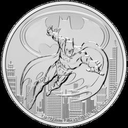 1 Unze Silber Niue DC Comics Batman 2021