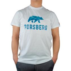 FORSBERG T-Shirt weiß xxl