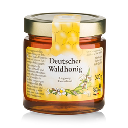 Deutscher Waldhonig
