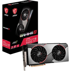 MSI Gaming Grafikkarte AMD Radeon RX 5600 XT Gaming X 6GB GDDR6-RAM PCIe x16 HDMI®, DisplayPort
