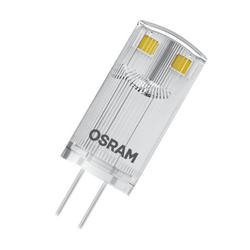 Osram 811492 LED-Pin 2,4W 12V G4 300lm 2700K Ersatz für 28W, Lebensdauer 15.000h