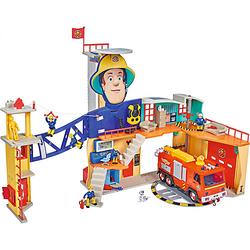 Feuerwehrmann Sam Mega-Feuerwehrstation XXL