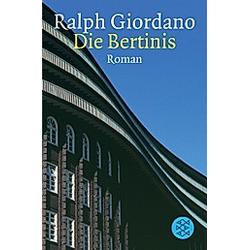 Die Bertinis. Ralph Giordano  - Buch