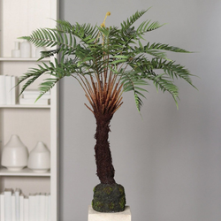 Kunstpflanze Farn(H 86 cm)