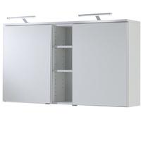 Held Mailand 120 cm weiß