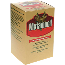 Metamucil Orange kalorienarm Pulver 30X5.8 g