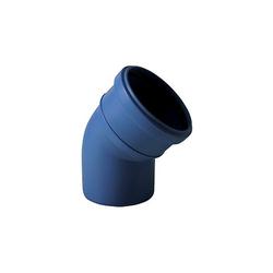 Abflussrohr Bogen 30° DN 50, schallisoliert