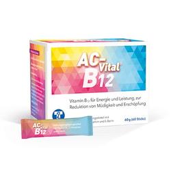 AC-Vital B12 Direktsticks m.Eiweißbausteinen 60 St