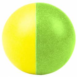 Sunflex Tischtennisball 50 Bälle Gelb-Grün