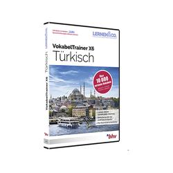 VokabelTrainer X6 Türkisch - [PC]